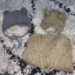 Newborn photo shoot outfits